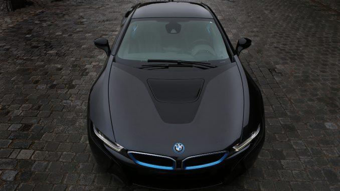 Der BMW i8 | Foto: Carlos Kella