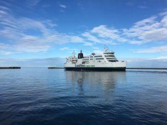 Scandlines Hybrid Ferry
