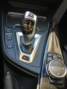 BMW eDrive Button