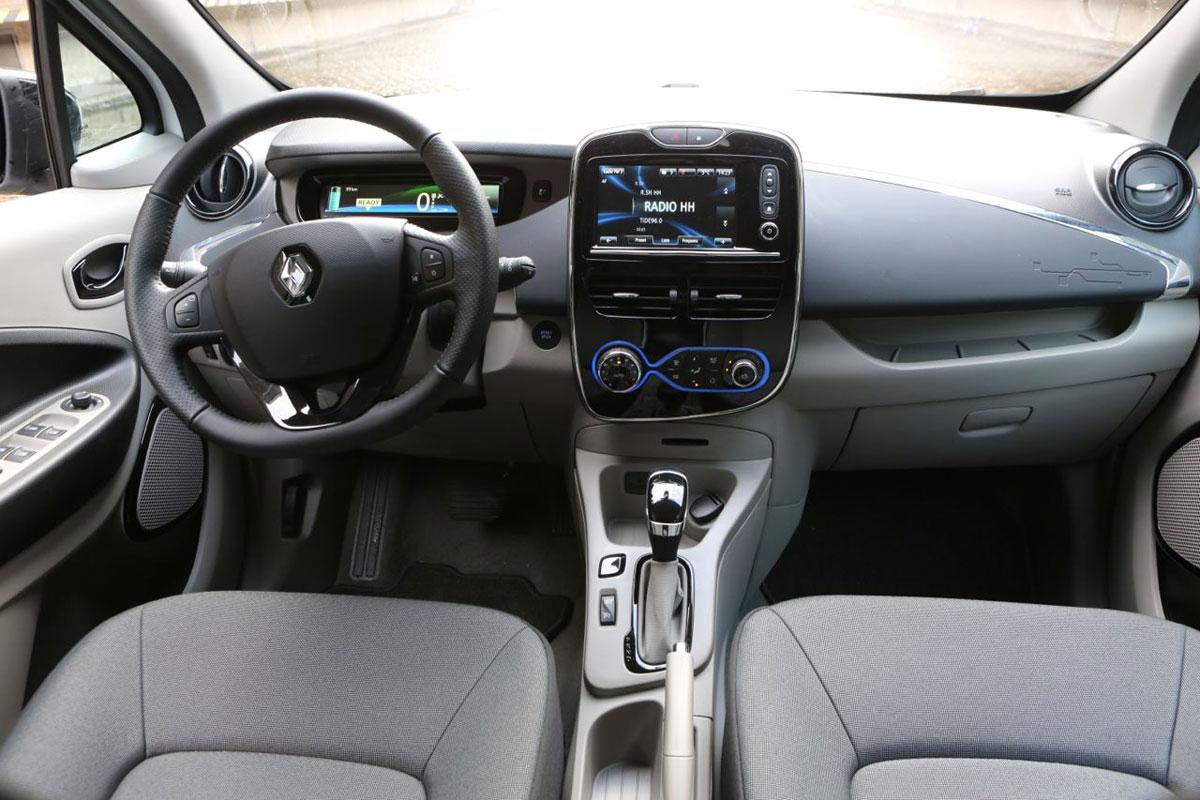 Renault zoe interieur 163 grad for Interieur zoe