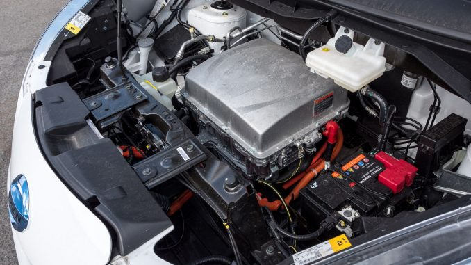 Nissan e-NV 200 Motor