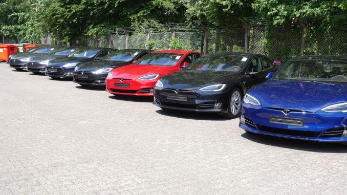 Zulassungszahlen Elektroautos