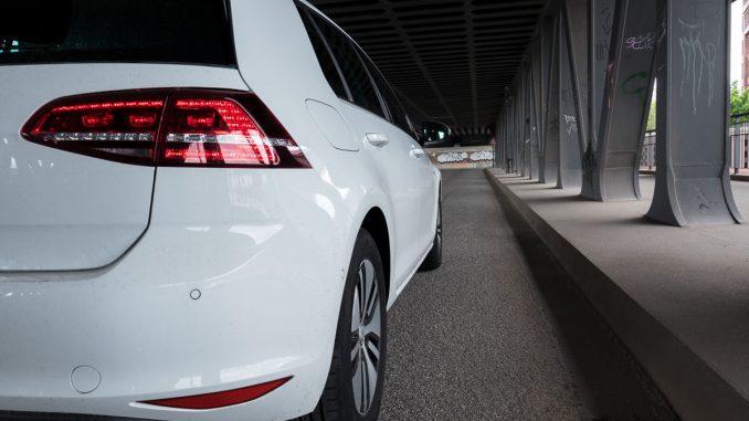 VW e-Golf Design