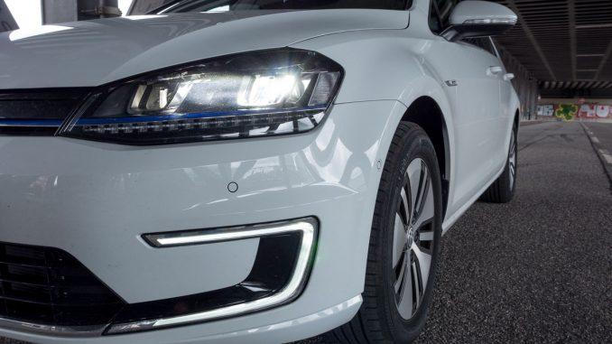VW e-Golf LED-Tagfahrlicht