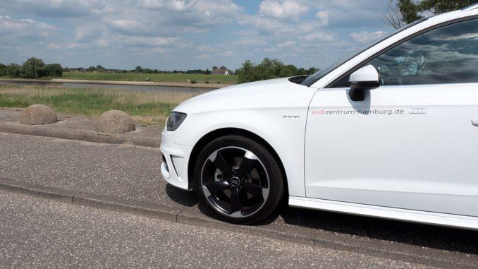 Audi A3 e-tron Sportback Design