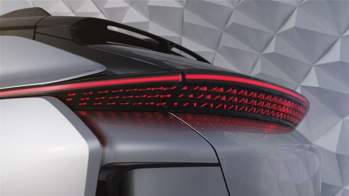 FF 91 Taillight