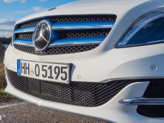 Mercedes B250e