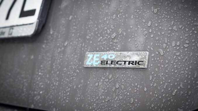 Renault ZOE 40 Bose Edition Test