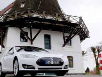 Tesla Model S gebraucht kaufen | Foto: 163 Grad