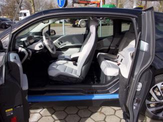 BMW i3 94 Ah Range Extender | Foto: 163 Grad