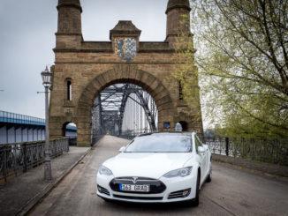 Tesla Model S als Gebrauchtwagen | Foto: 163 Grad