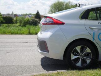 Hyundai IONIQ electric im Test   Foto: 163 Grad