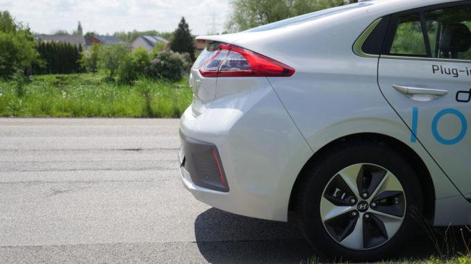 Hyundai IONIQ electric im Test | Foto: 163 Grad