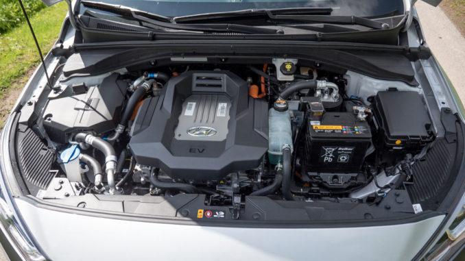 vollelektrischer Antrieb im Hyundai IONIQ electric | Foto: 163 Grad