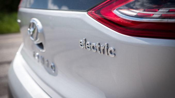 Hyundai IONIQ electric | Foto: 163 Grad