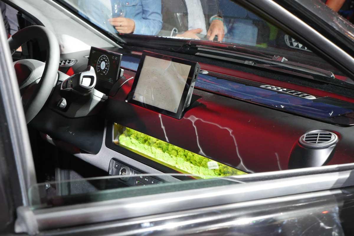 Sono Motors Vorstellung Sion Prototyp in München 2017 - 163 Grad