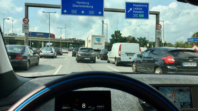 BMW i3 in Berlin
