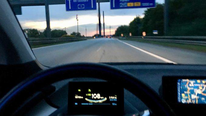 BMWi3 von Berlin nach Hamburg