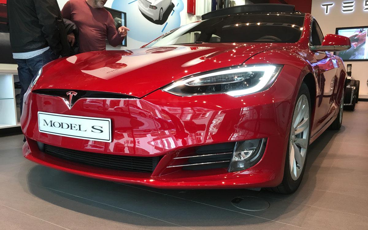 Opel Garage Tilburg : Tesla model s gebrauchtwagen direkt von tesla: cpo 163 grad