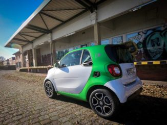 Smart-fortwo-electricdrive-2017 | Foto: 163 Grad
