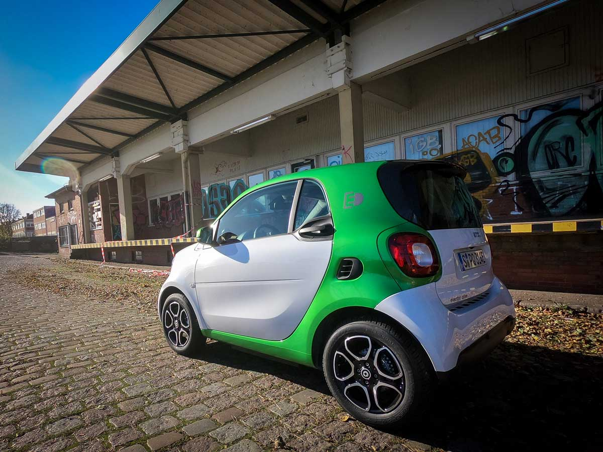 Smart Fortwo Electric Drive Ed3 2017 Im Test Reichweite