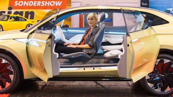Skoda Vision E Concept | Foto: Messe Essen GmbH