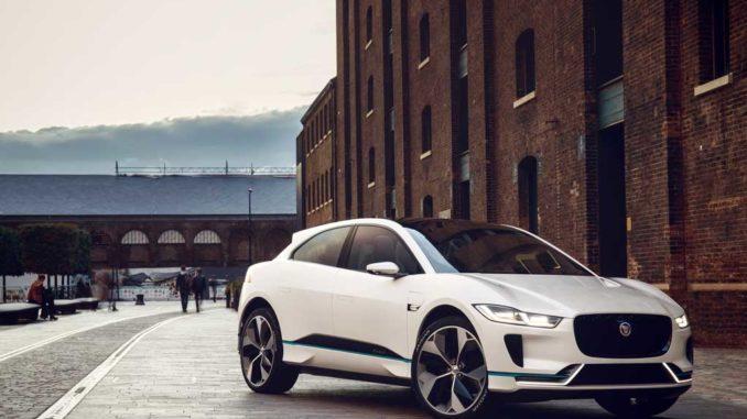 Jaguar I-PACE Concept 2017