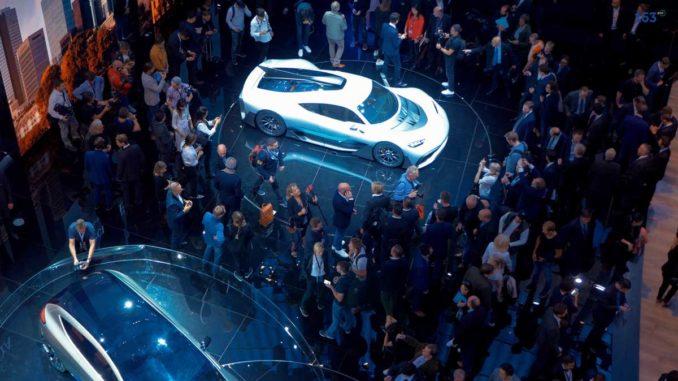 Neue Elektroautos 2018