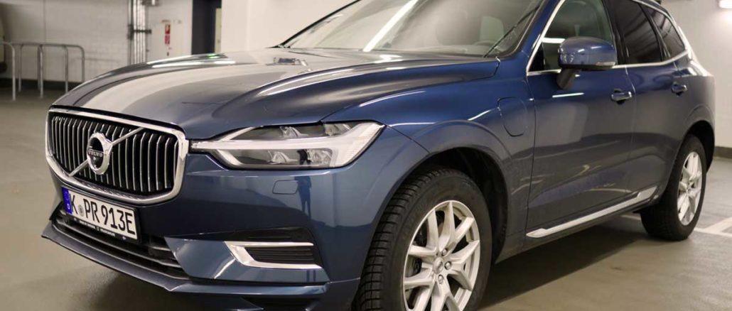 Volvo XC60 T8 Test