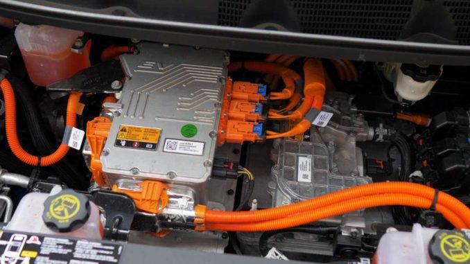 Opel Ampera e Motor | Foto: 163 Grad