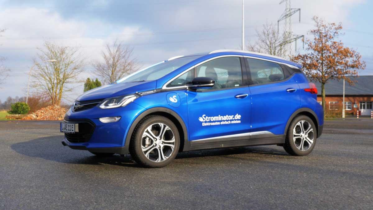 Opel Ampera E Test 163 Grad Testet Die Reichweite