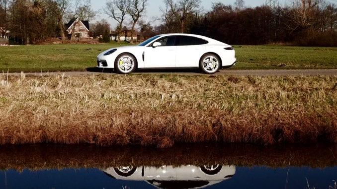 Porsche Panamera 4e hybrid im Test   Foto: 163 Grad