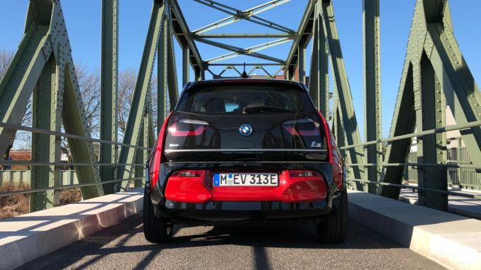 2018 BMW i3s test