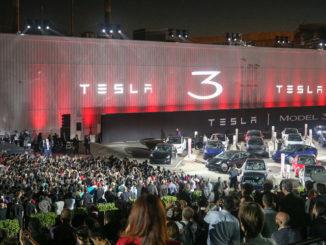 Tesla Model 3 Delivery Event | Foto: Tesla