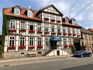 Nigel Restaurant & Hotel in Bergen | Foto: 163 Grad