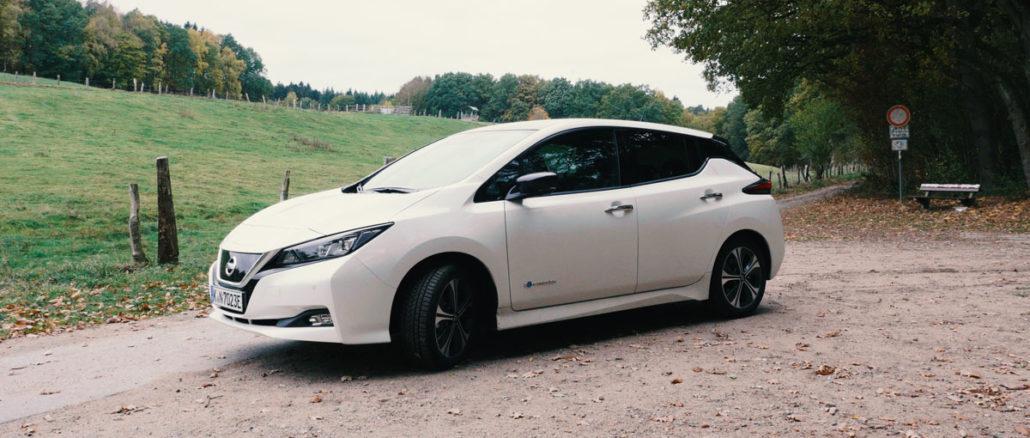 Nissan Leaf 2018 Test | Foto: 163 Grad