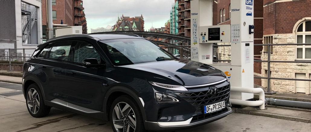 Hyundai Nexo Test | Foto: 163 Grad