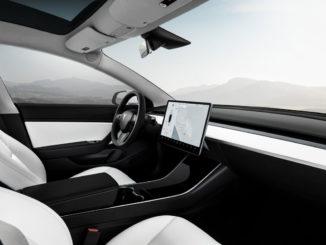 tesla model 3 förderung | Foto: Tesla