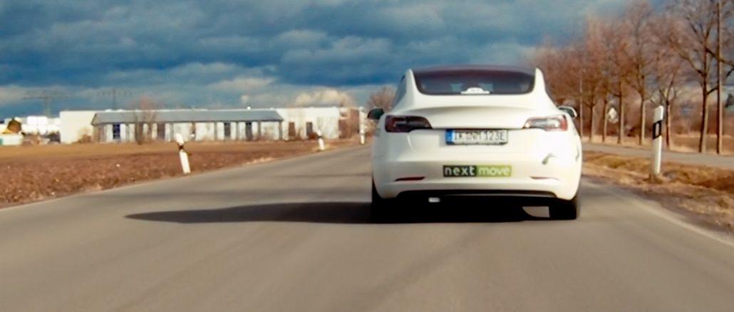 Tesla Model 3 | Foto: 163 Grad