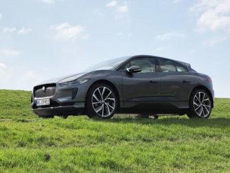 2019 Jaguar I-PACE Test | Foto: 163 Grad