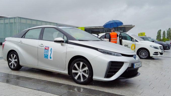 2019 i-mobility Rallye Stuttgart | Foto: 163 Grad