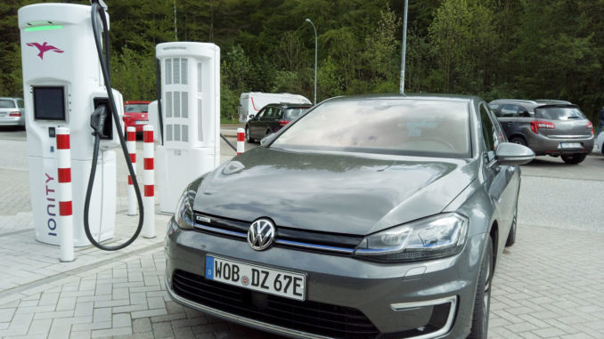 2019 VW e-Golf im Test von 163 Grad