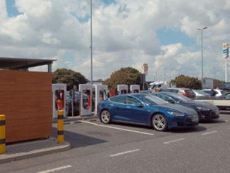 Roadtrip Hamburg Meran Tesla | Foto: 163 Grad