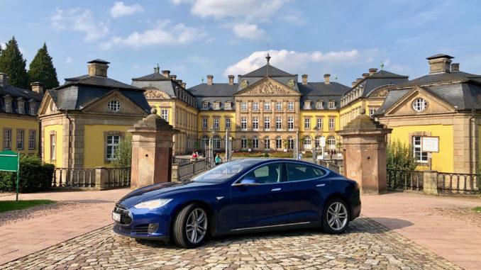 Aktionstag Elektromobilität Bad Arolsen | Foto: 163 Grad