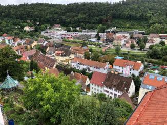 Elektroauto Treffen in Horb am Neckar | Foto: 163 Grad