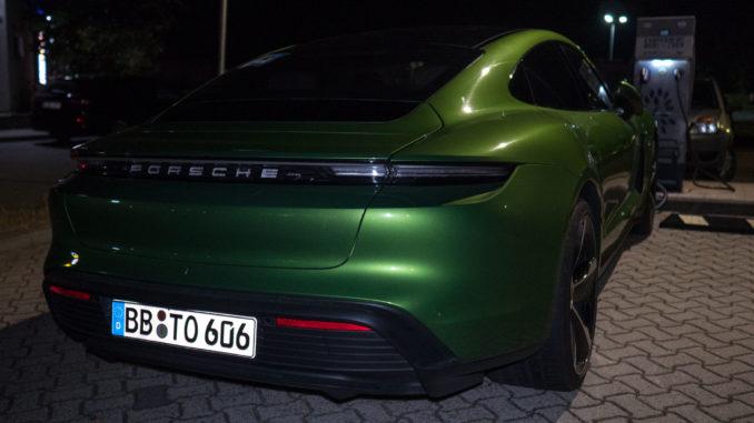 Porsche Taycan | Foto: 163 Grad