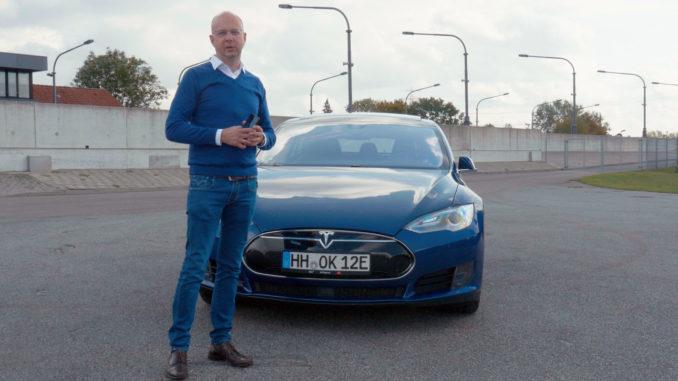Tesla Model S 85 D Erfahrungen | Foto: 163 Grad