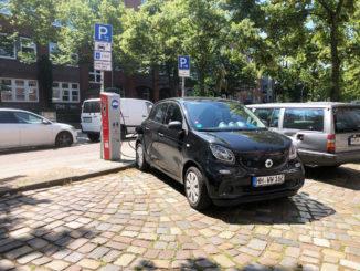 Vierter Förderaufruf Elektroauto Ladestation | Foto: 163 Grad