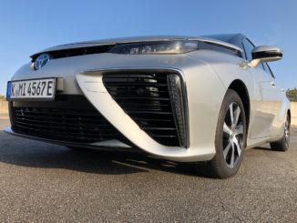 2019 Toyota Mirai Test Deutsch | Foto: 163 Grad