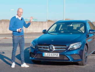 Mercedes C300de Test Deutsch | Foto: 163 Grad